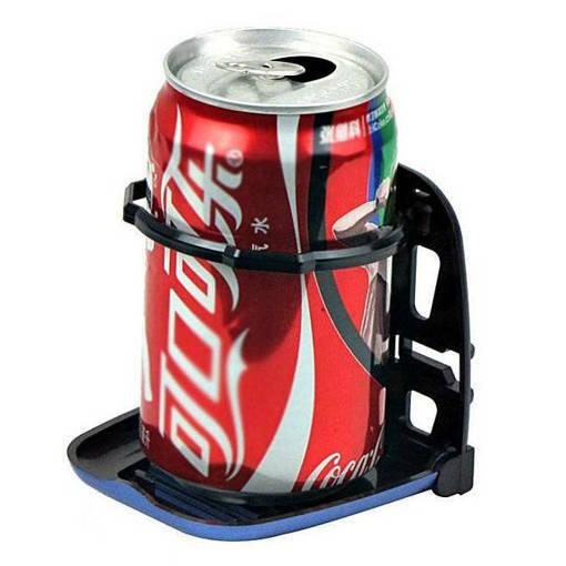 Снимка на Сгъваема поставка за чаша за кола универсална стойка за чаша кен бутилки