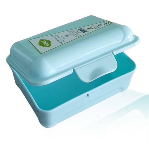 Малка кутия за храна кутия за сандвич обяд 450ml Bpa free