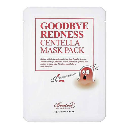 Benton - Маска за лице Goodbye Redness с азиатска центела