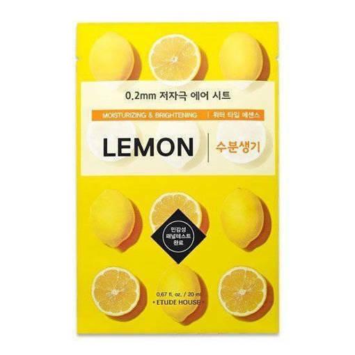 Etude House - Маска за лице с лимон