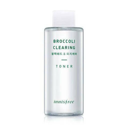 innisfree - Почистващ тонер с екстракт от броколи
