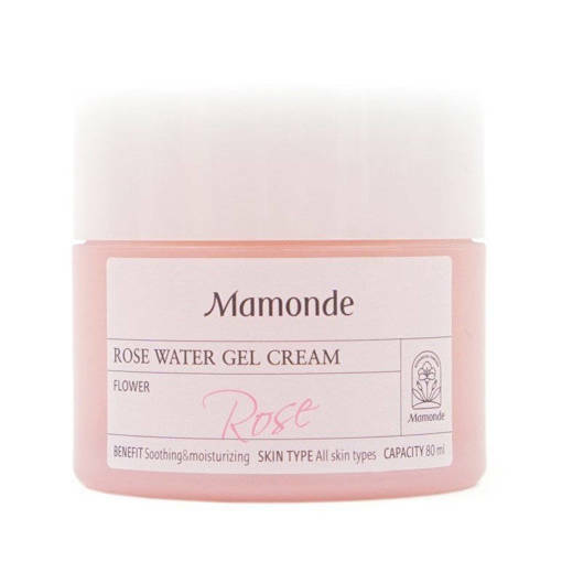 Mamonde - Гел крем с розова вода