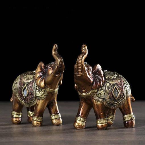 Сувенирни статуетки слончета 2 броя