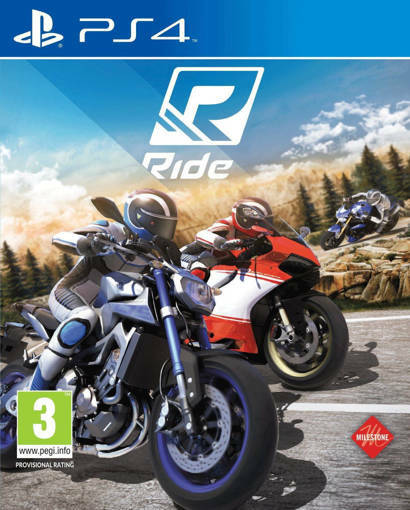 Игра Ride за PS4