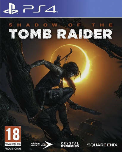 Игра Shadow of the Tomb Raider  за PS4