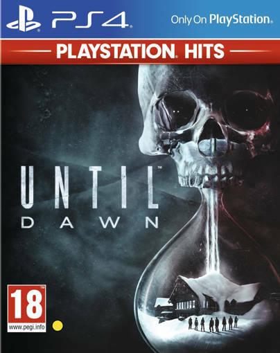 Игра Until Dawn за PS4