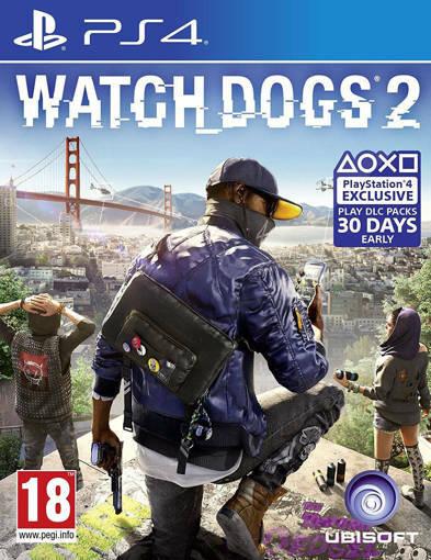 Игра WATCH DOGS 2  за PS4