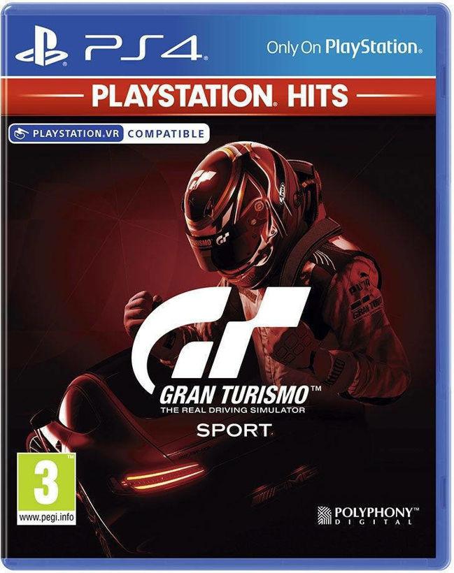 Игра Gran Turismo Sport  за PS4