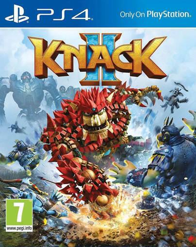 Игра Knack II за PS4