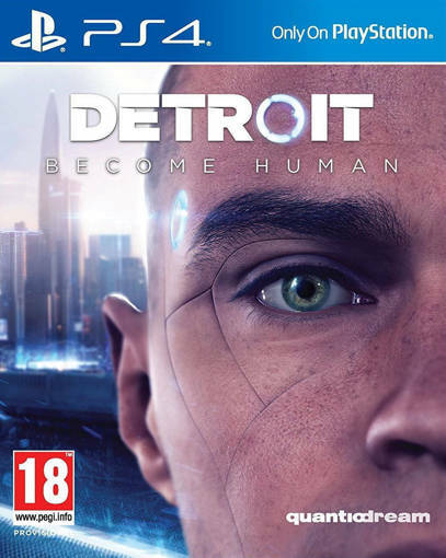 Игра Detroit: Become Human за PS4