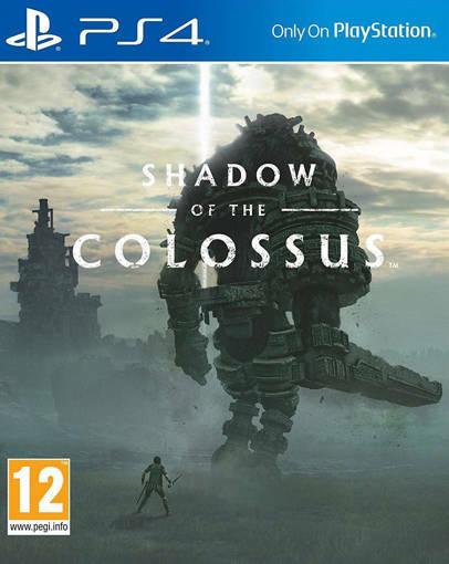 Игра Shadow Of The Colossus за PS4