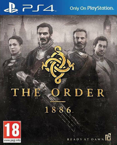 Игра The Order: 1886 за PS4