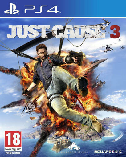Игра Just Cause 3 за PS4