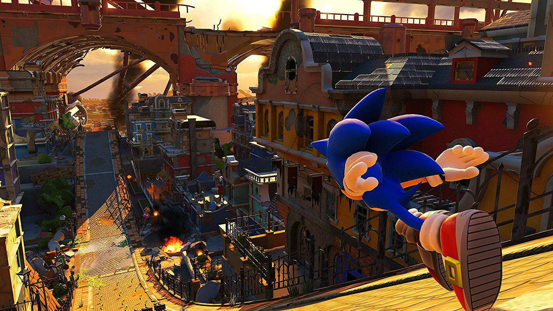 Игра Sonic Forces за PlayStation 4