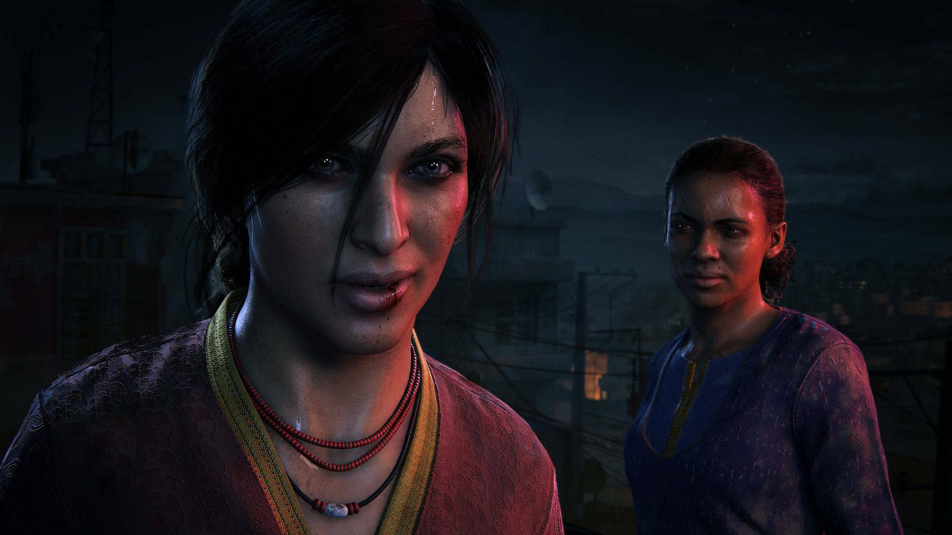 Игра Uncharted: The Lost Legacy за PS4