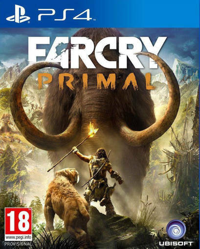 Игра Far Cry Primal за PS4