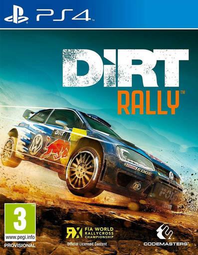 Игра Dirt Rally за PS4