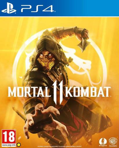 Игра Mortal Kombat 11 за PS4