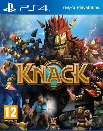 Игра Knack за PS4