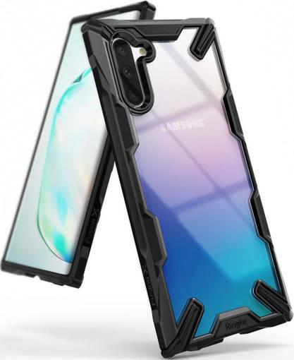 Противоударен кейс - RINGKE Fusion X за SAMSUNG GALAXY NOTE 10