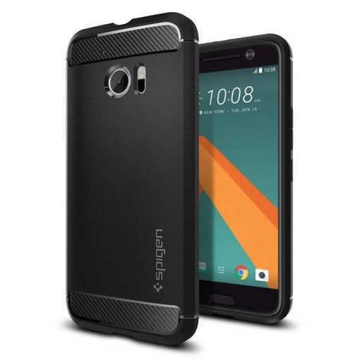 Противоударен силиконов кейс за HTC 10