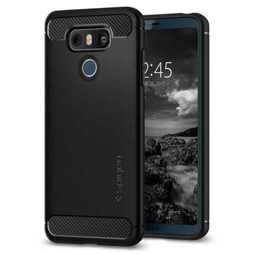 Противоударен силиконов кейс за LG G6