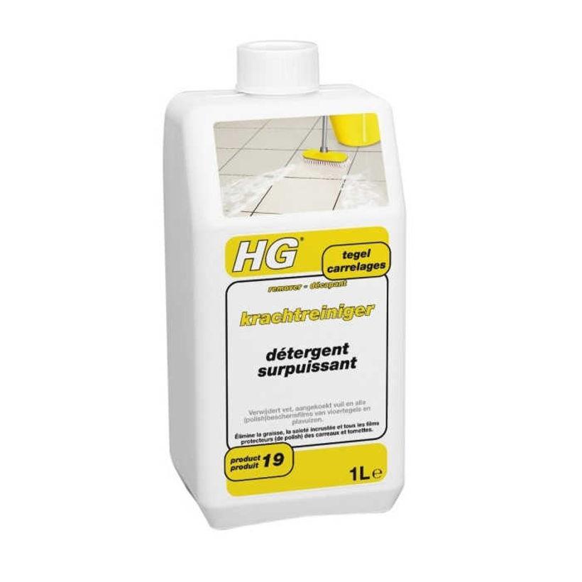 HG 125 за Дълбоко Почистване на Плочки 1 л