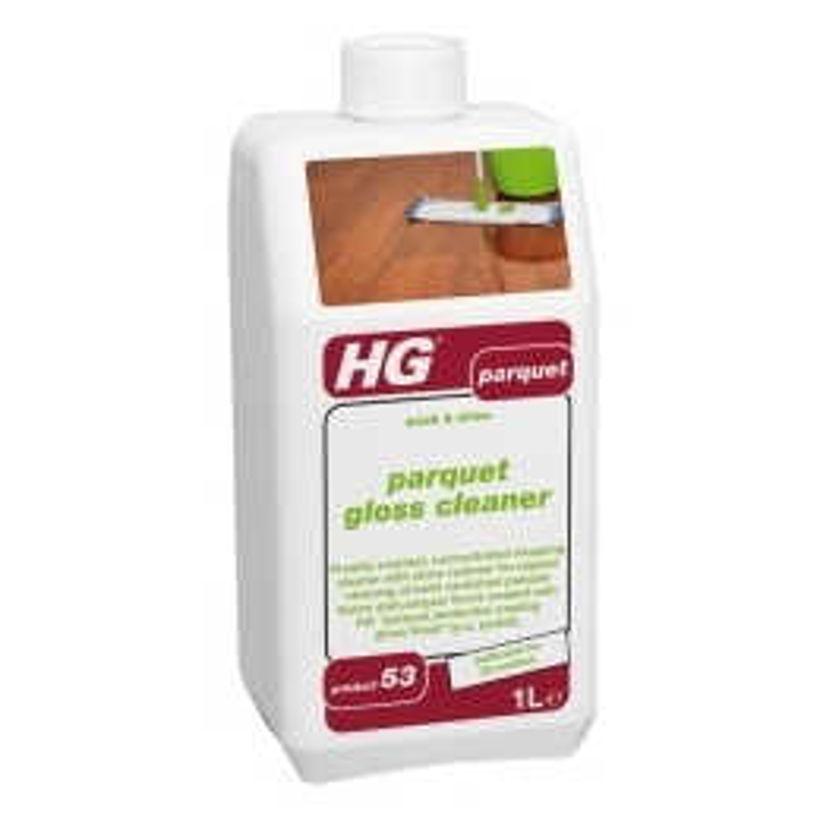 HG 467 за Ежедневно Почистване на Паркет с Блясък 1 л