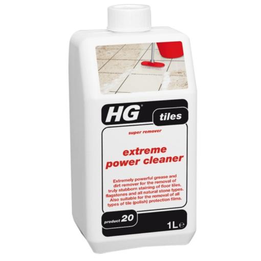 HG 435 за Супер Дълбоко Почистване на Плочки 1 л