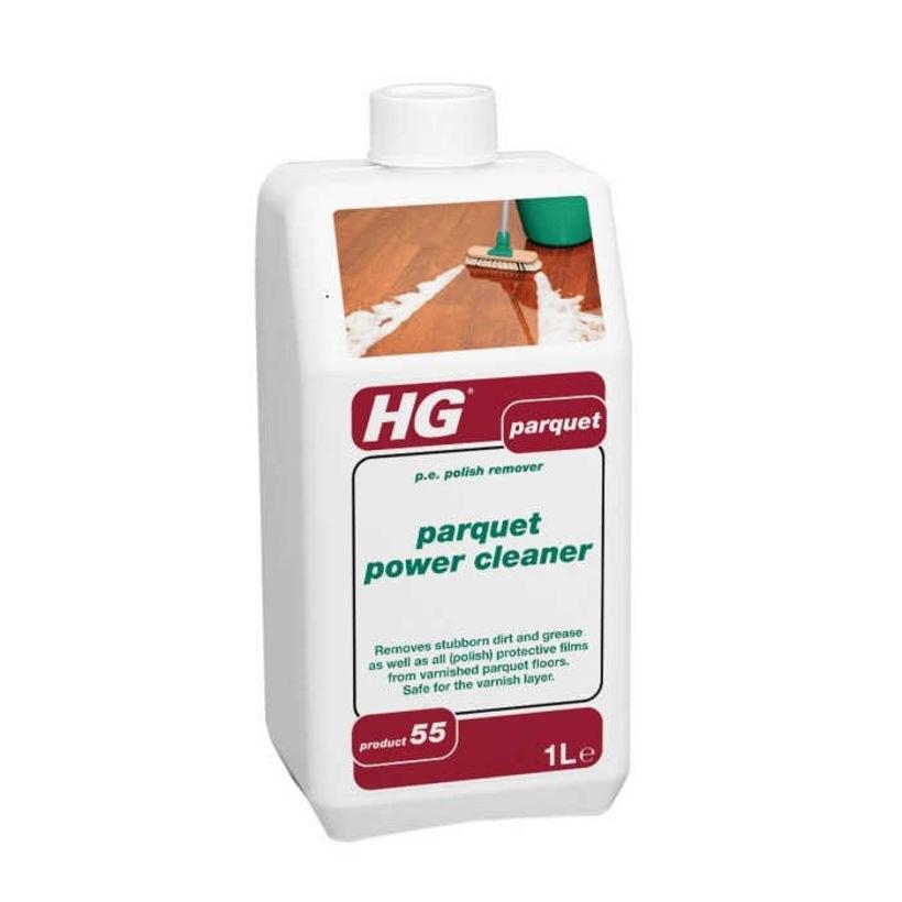 HG 210 за Дълбоко Почистване на Паркет 1 л
