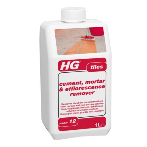 HG 171 за Дълбоко Почистване на Цимент и Вар от Плочки 1 л