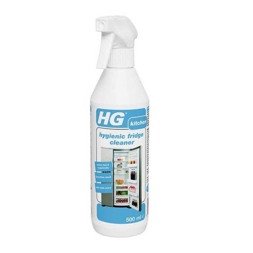 HG 335 Спрей за Почистване и Хигиенизиране на Хладилник 500 мл