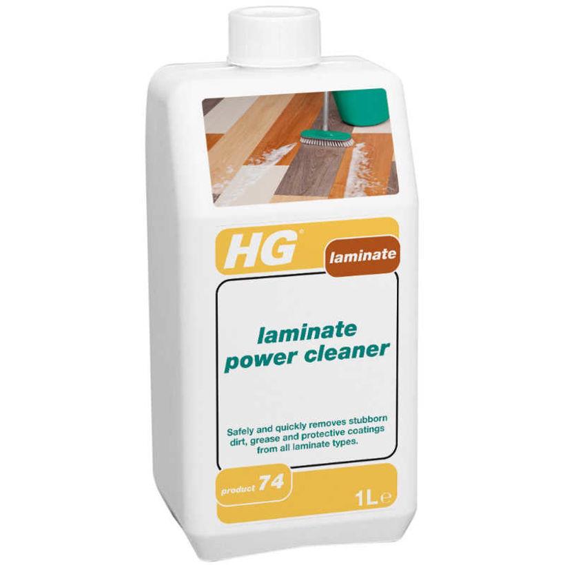HG 134 за Дълбоко Почистване на Ламинат 1 л