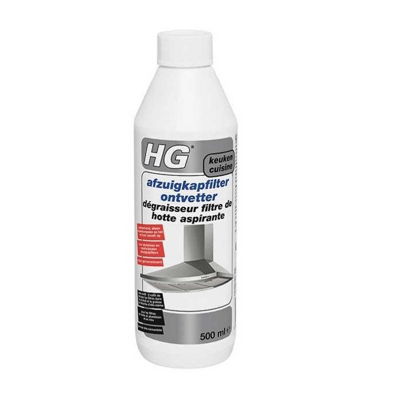 HG 363 Обезмаслител за Филтри на Абсорбатор 500 мл.