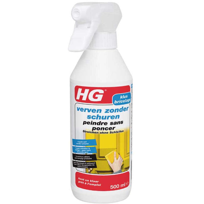 HG 325 Почистване преди Боядисване 500 мл