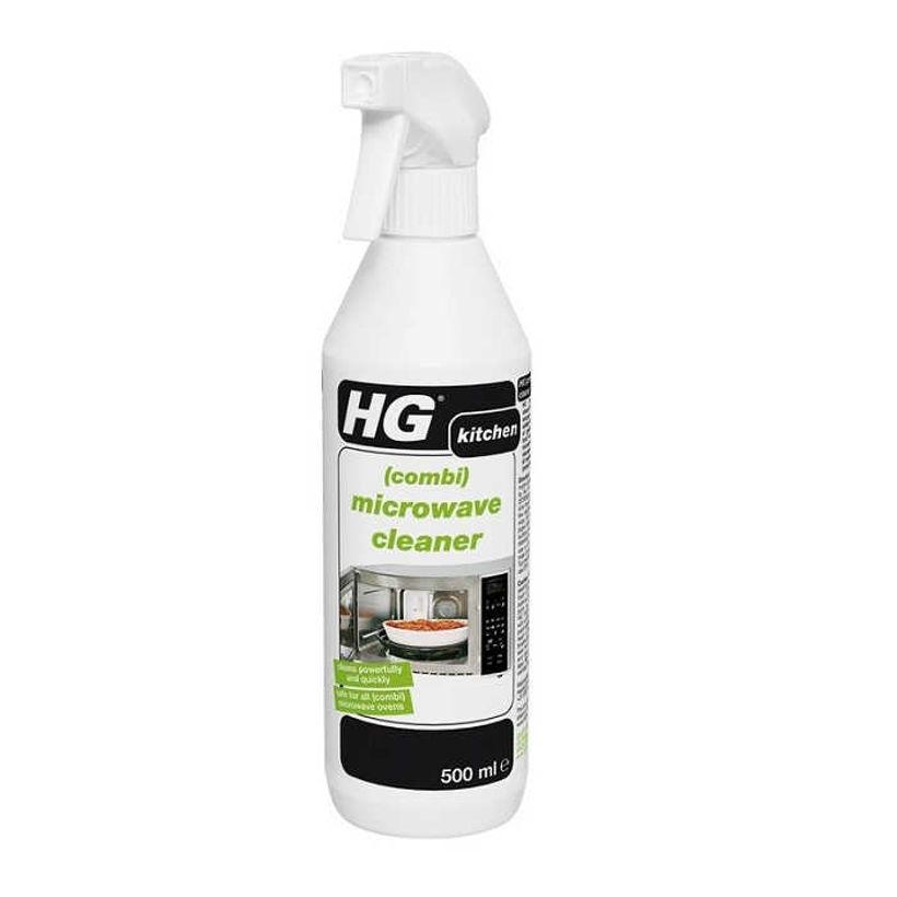 HG 526 Спрей за Почистване на Микровълнови Фурни 500 мл