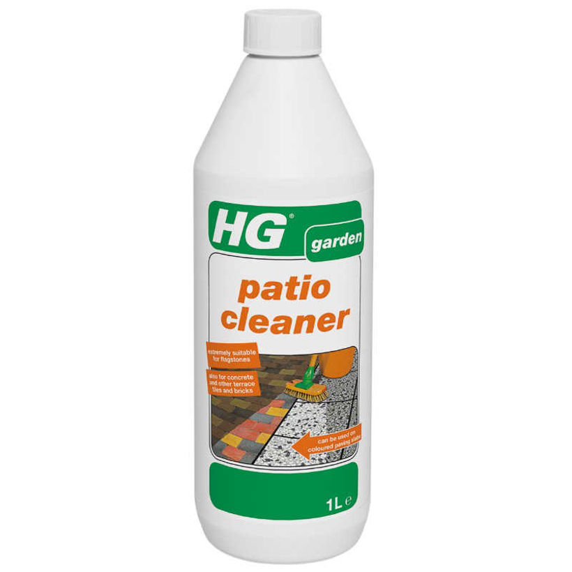 HG 183 за Почистване на Мозайка 1 л