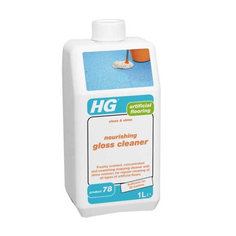 HG 118 Ежедневно Почистване на Синтетични Подове 1 л