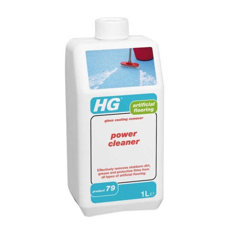 HG 150 Дълбоко Почистване на Синтетични Настилки 1 л