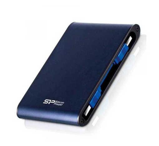 Външен хард диск водо и удароустойчив SP A80 2,5'' USB 3.0 2TB