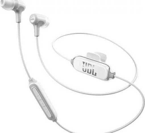 Слушалки тапи с блутууд JBL E25BT