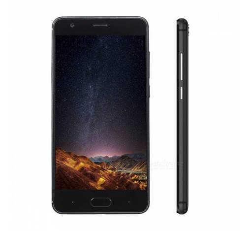 Смартфон DOOGEE X20, Dual SIM, 1GB RAM, 16GB ROM, черен