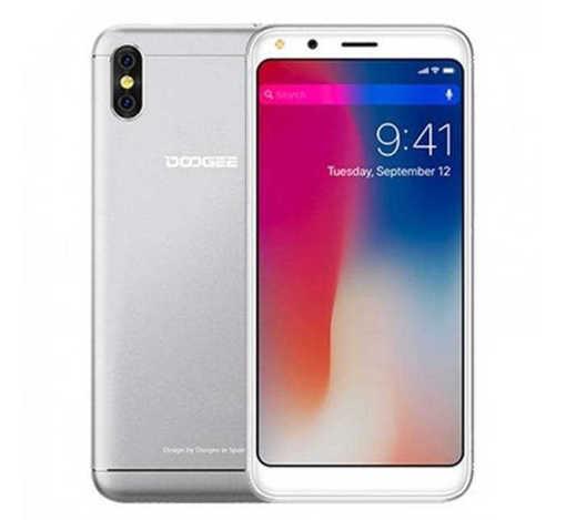 Смартфон DOOGEE X53, Dual SIM, 1GB RAM, 16GB ROM, сребрист