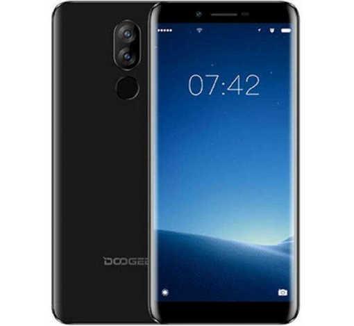 Смарт телефон/смартфон DOOGEE X60L, Dual SIM, 2GB RAM, 16GB ROM, черен