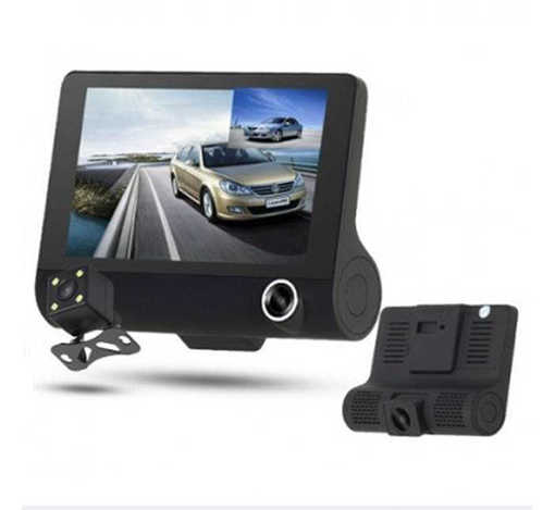 Видеорегистратор D123 HD за автомобил