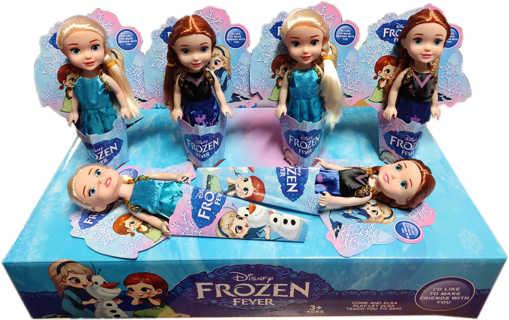 Комплект кукли Фрозен Ана и Елза