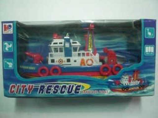 Детска играчка Спасителен кораб