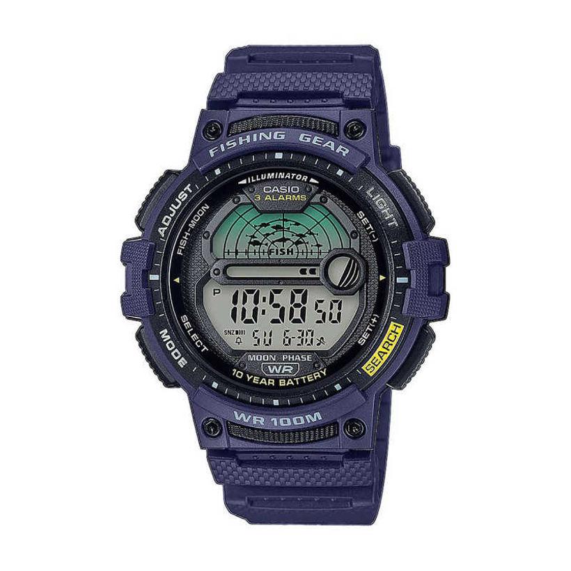 Мъжки Часовник Casio WS-1200H-2AVEF