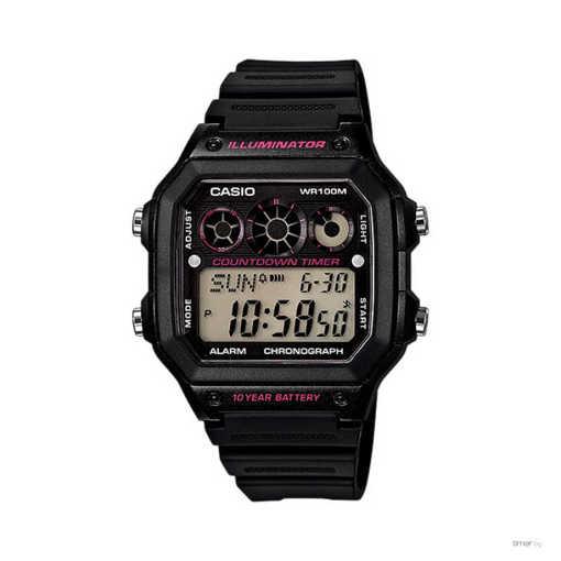 Мъжки Часовник Casio AE-1300WH-1A2VEF