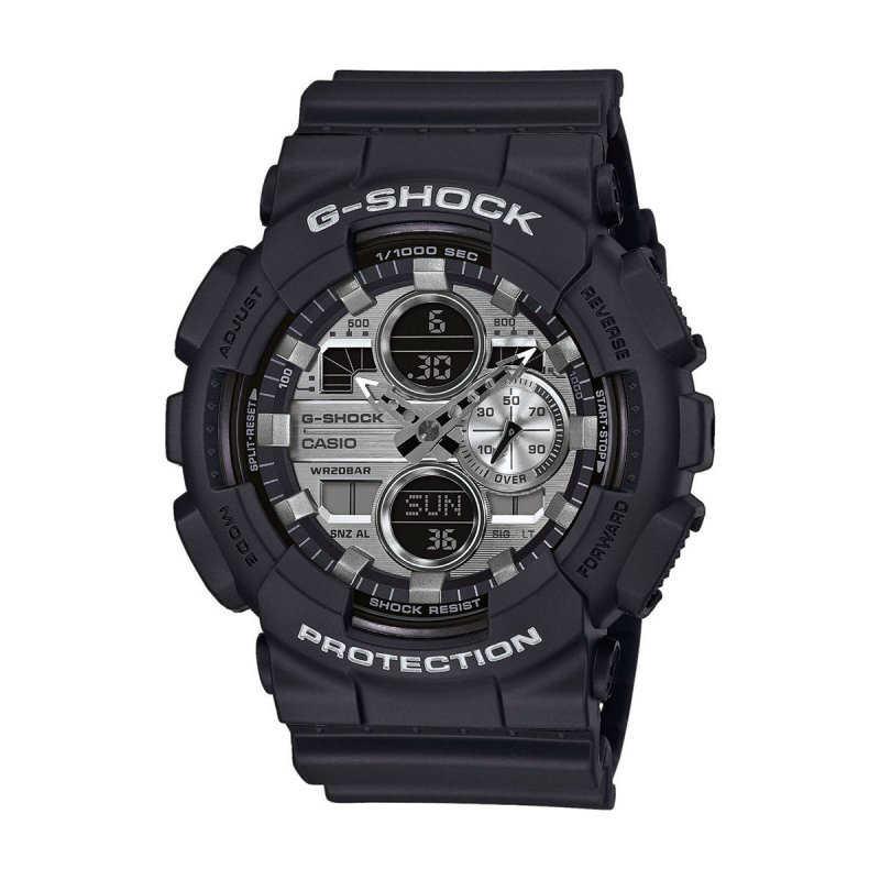 Мъжки Часовник Casio G-Shock  GA-140GM-1A1ER